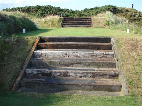 How To Build Steps With Railway Sleepers by 1000 Ideas About Sleeper Steps On Gabion