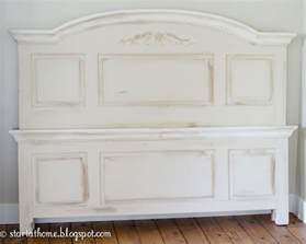 Canvas Bedroom Furniture Sets How I Refinish With Chalk Paint Start At Home Decor