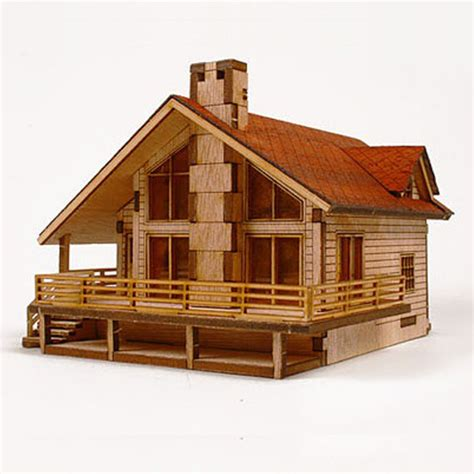 house kit garden house model kit wooden unassembled kits educational