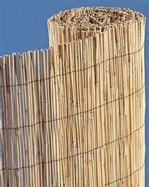 bamboo reed fence  high  wide