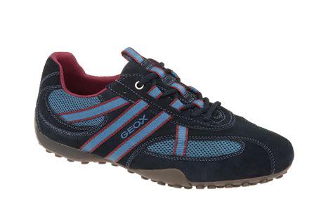 Geox Sneakers geox snake s sneaker in blau herrenschuhe shop