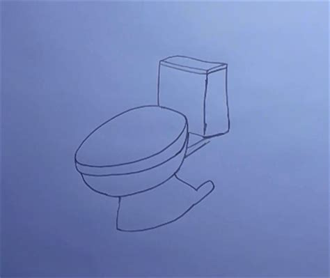 how to toilet a at how to draw a toilet step by step how to draw faster