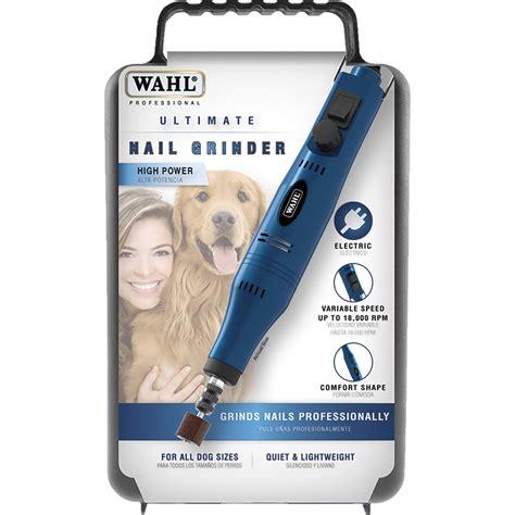 nail grinder wahl ultimate nail grinder petco