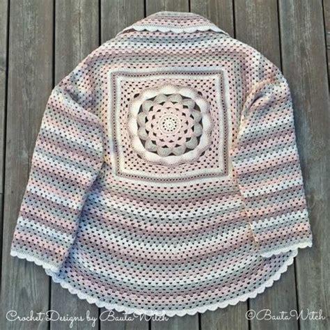 crochet pattern in japanese crochet jacket the whoot