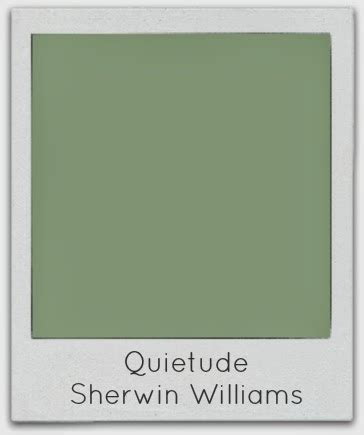 creategirl color time sherwin williams quietude