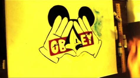 imagenes tumblr obey obey mickey mouse hands wallpaper www pixshark com