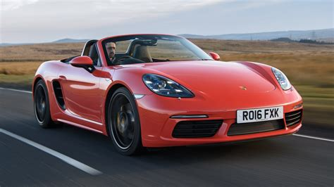 Porsche S Boxster by Porsche 718 Boxster S 2016 Review Car Magazine