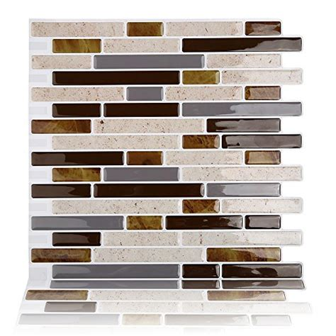 vinyl backsplash sheets magictiles kitchen backsplashes sticker peel and stick