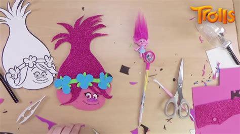 decoracion trolls decoraci 243 n de pared de poppy con nombre personalizable