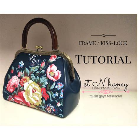 tutorial menjahit apron ctnhoney free cara buat beg