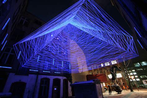Outdoor Light Installation Jeongmoon Choi Being In The World