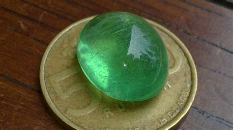 Green Obsidian green obsidian borneo emerald gemstone emerald