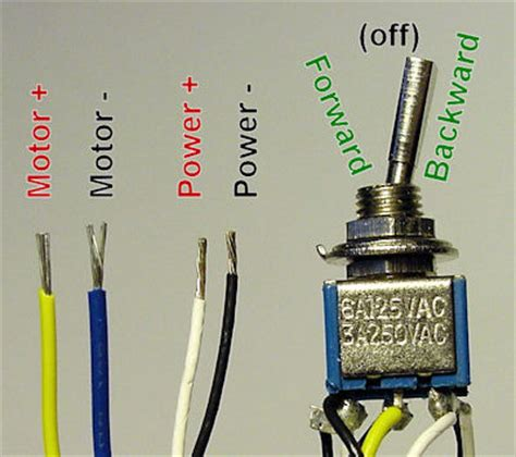 easiest way to reverse electric motor directions robot room