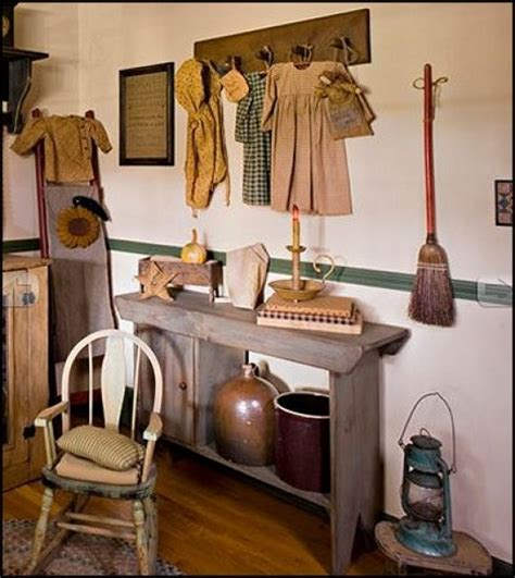 diy primitive home decor diy primitive decorating