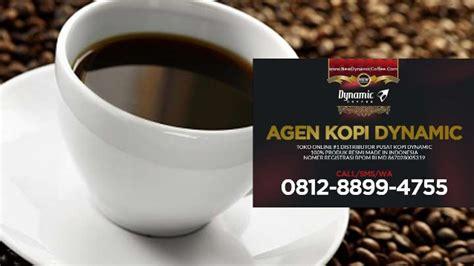 Kopi Ginseng Dynamic Coffee wa 0812 8899 4755 jual kopi dynamic coffee kopi dynamic