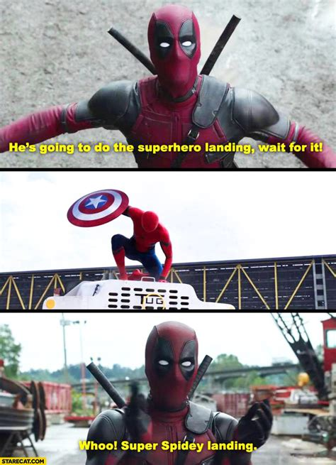 Dead Pool Meme - deadpool memes starecat com