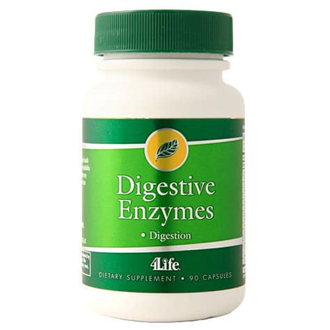 4life Detox Reviews by 4life Digestive Enzymes A Great Solution For Indigestion