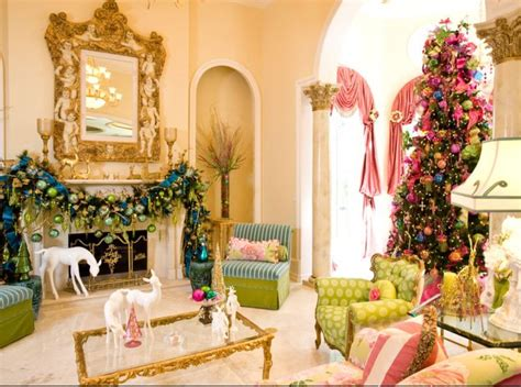 christmas room decoration 55 dreamy christmas living room d 233 cor ideas digsdigs