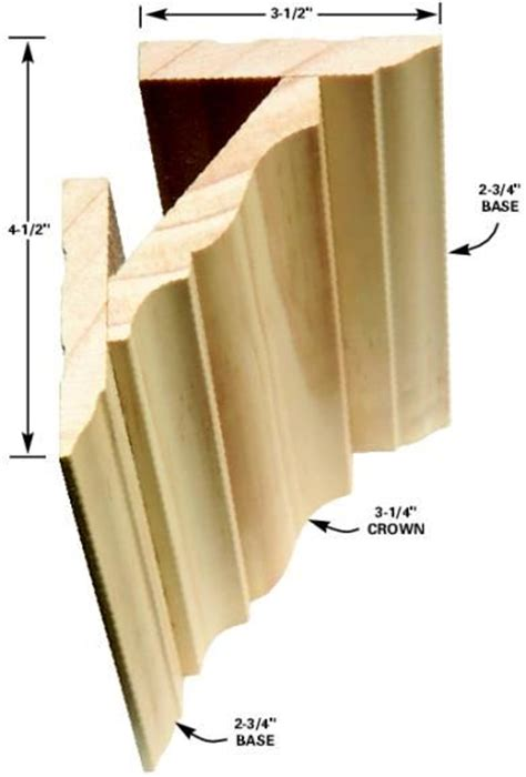 how to install crown moulding on top of kitchen cabinets crown moldings moldings and crowns on pinterest