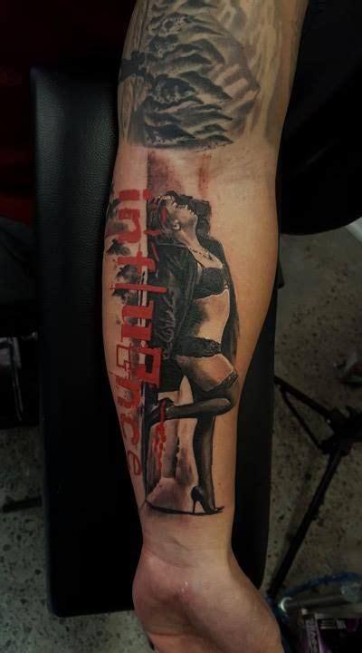 tattoo ink toronto tattoo toronto trash polka and ink tattoos on pinterest