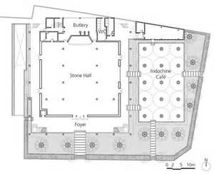 Wedding Hall Design Plan