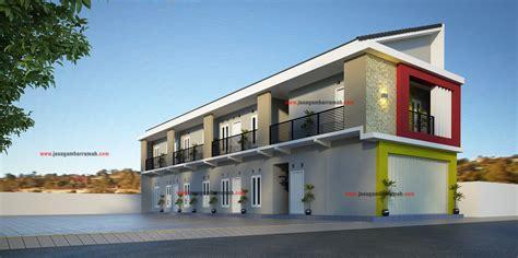 desain kamar kos rumah tangga desain kos kosan 2 lantai minimalis denah rumah