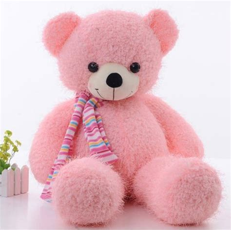 Boneka Teddy Jumbo Big Size 1 large size scarf teddy stuffed plush flickr