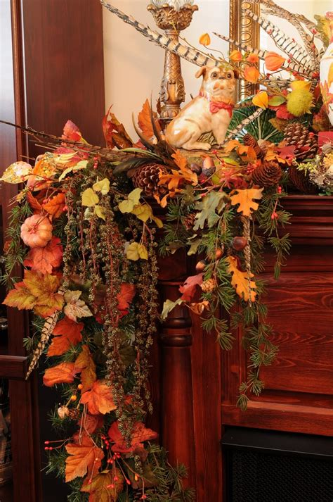 how to make fall decorations at home c b i d home decor and design fall decor thanksgiving
