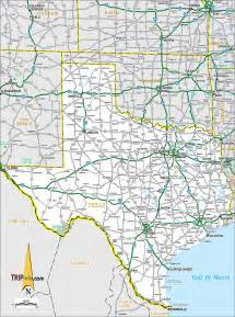 Tx Maps Map