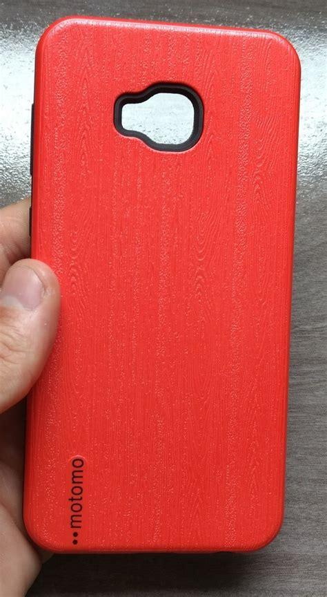 Motomo Zenfone 4 capa anti impacto motomo vermelha zenfone 4 selfie zd552kl