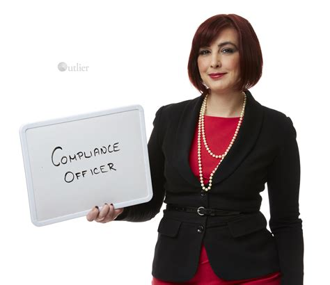 Compliance Officer i m a compliance officer now what outlier solutions