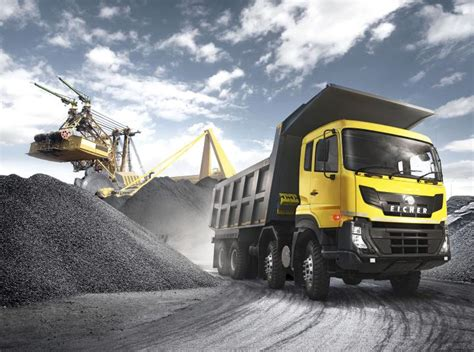 volvo eicher  invest rs  crore   production unit team bhp