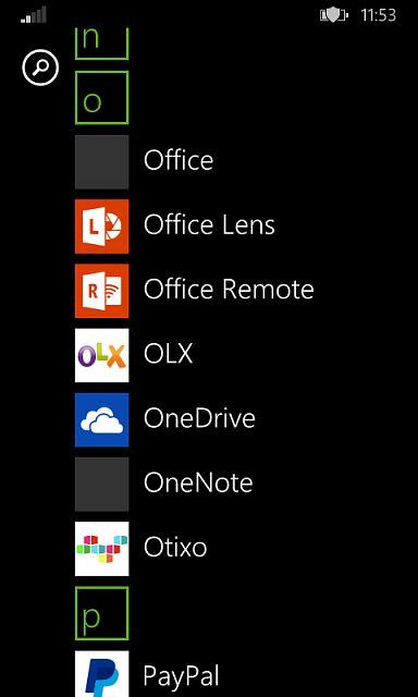problems with wp 8 1 dp update 1 gdr1 blank tiles
