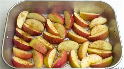 country style sliced baked apples recipe cinnamon baked apples