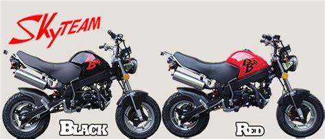 Motorrad F R A1 Kaufen by Skyteam Pbr 125 Mini Motorrad Mit 125ccm Skyteam