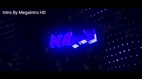 3d intro template no plugins free 3d intro template free blender