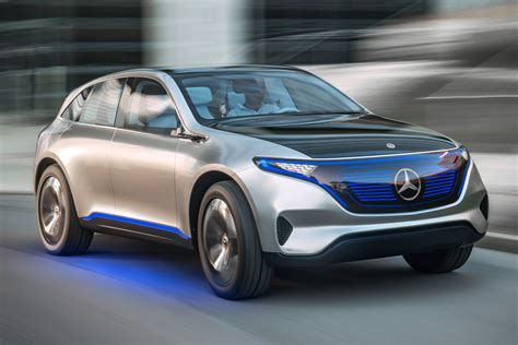 electric suv mercedes eq electric suv official pictures auto express