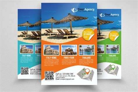 travel agency templates free free flyer templates 38 free pdf psd ai vector eps
