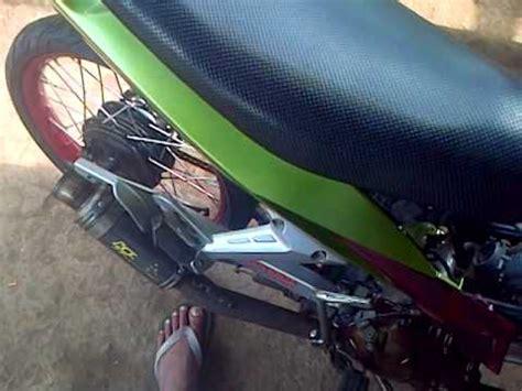 Knalpot Racing Proliner Pro Bore Up 200cc Jupiter Z yamaha crypton bore up 200cc doovi