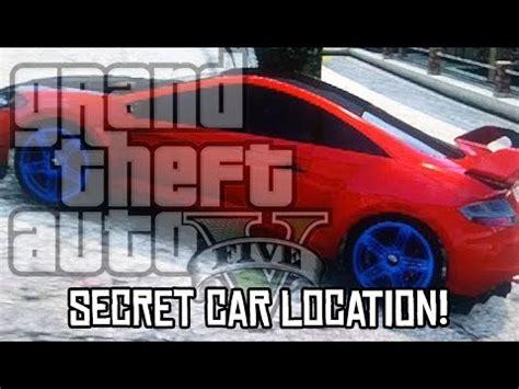 gta 5 secret car location (maibatsu penumbra) youtube