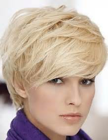 Blonde short hairstyles for thin hair 2015 women hairstyles