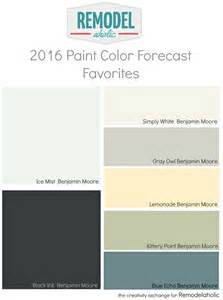 trendy colors remodelaholic trends in paint colors for 2016