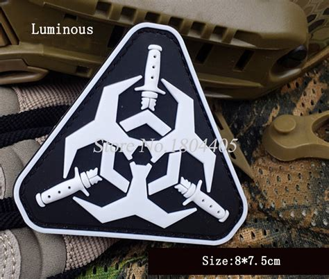 Patch Rubber Velcro Tactical Indonesia 1 popular tactical patches velcro buy cheap tactical patches velcro lots from china tactical