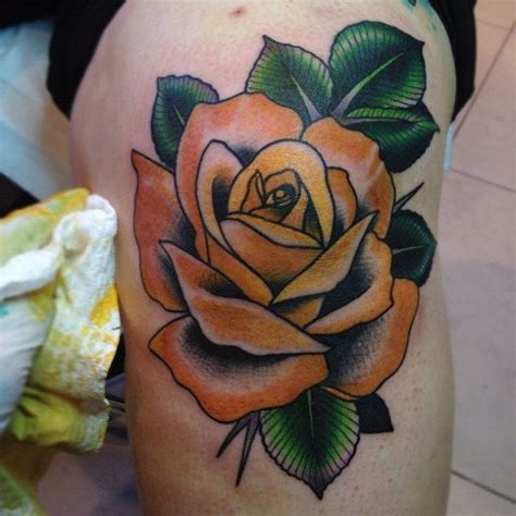 my tattoos every rose has its thorn tattoos pinterest