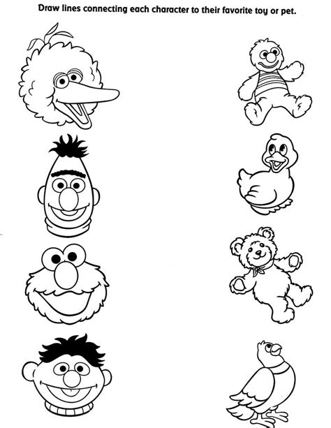 757 Mejores Im 225 Genes Sobre Coloring Pages En Pinterest Coloring Pages Of Sesame Characters