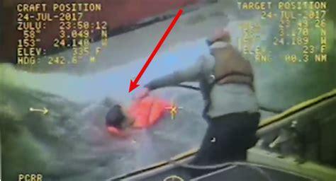 capsized fishing boat alaska after alaskan boat capsizes the captain does something