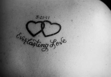 forever love tattoos forever designs pictures to pin on
