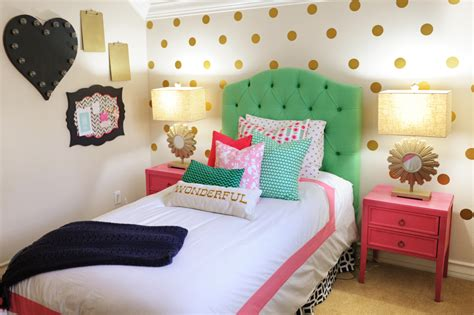 interior design for a teenage girl bedroom amazing tween girl bedroom design pink navy gold and