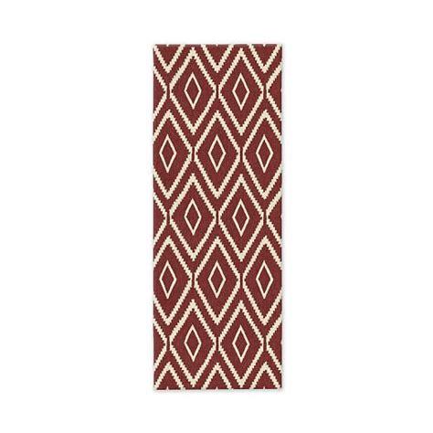 kite kilim rug kite wool kilim rug rust west elm