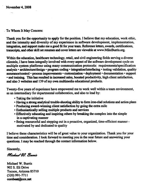Applications Programmer Cover Letter by Computer Programmer Analyst Resume Sales Programmer Lewesmr